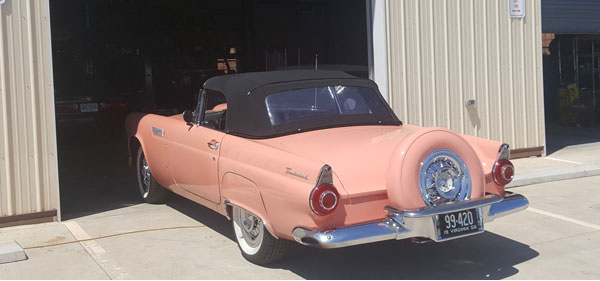 classic car auto body repair manassas va